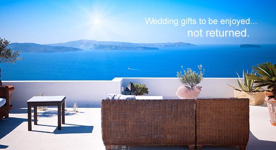 Vacation Experts Honeymoon Registry
